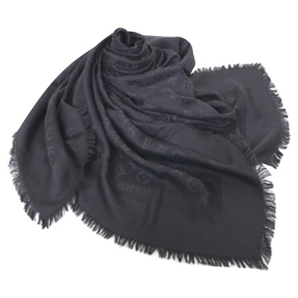Louis Vuitton tissu Monogram en noir