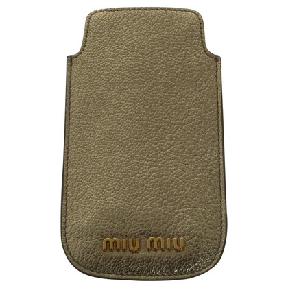 Miu Miu Custodia per iPhone