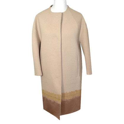 Aquilano Rimondi Coat in beige