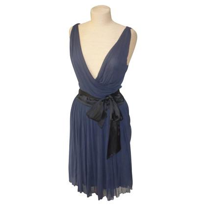 Diane von Furstenberg Wickelkleid aus Seidenchiffon
