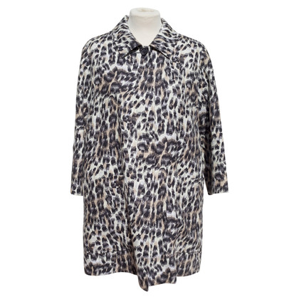 Chloé Coat with animal print