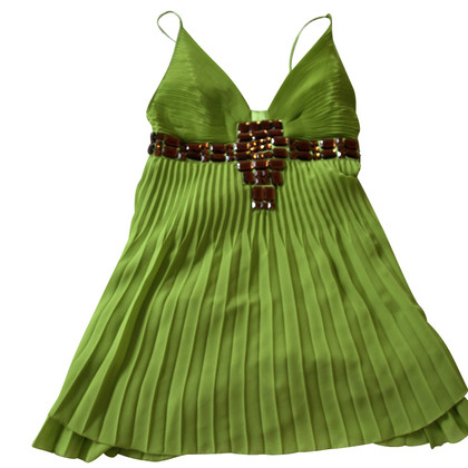 Just Cavalli Green dress