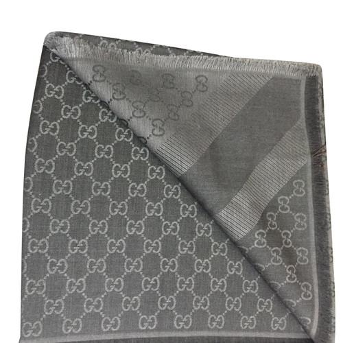 begrenzter Preis anders für die ganze Familie Gucci Tuch mit Guccissima-Muster - Second Hand Gucci Tuch ...
