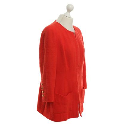 Chanel Blazer in rosso