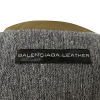 Balenciaga Jacke im Bikerlook
