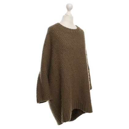 Cacharel Oversize sweater in olive