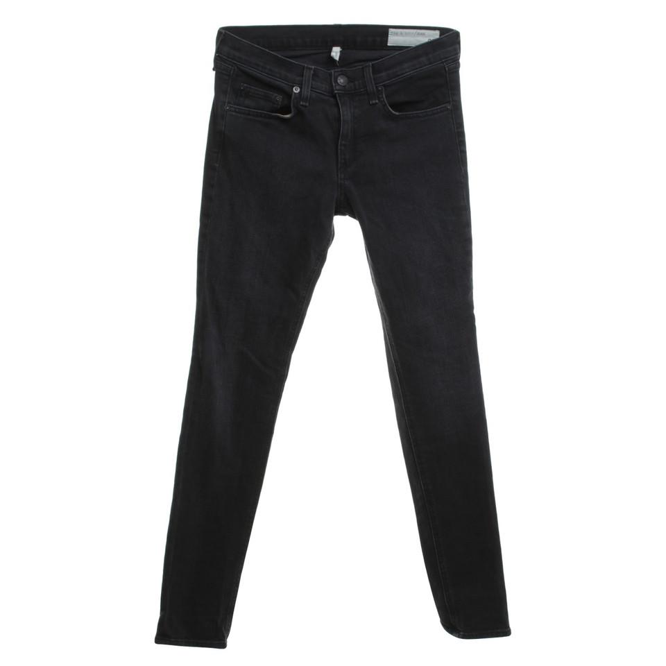 Rag & Bone Used-look jeans