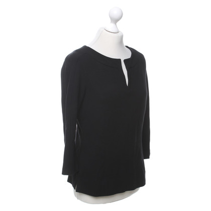 Marc Cain Shirt in black
