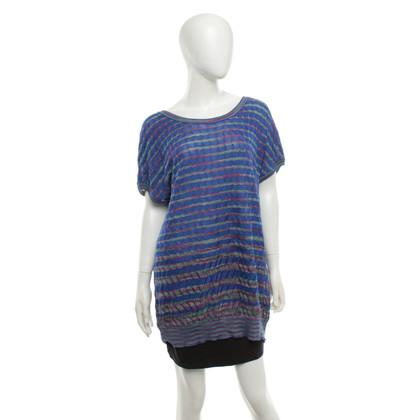 Missoni Gebreide top in multicolor