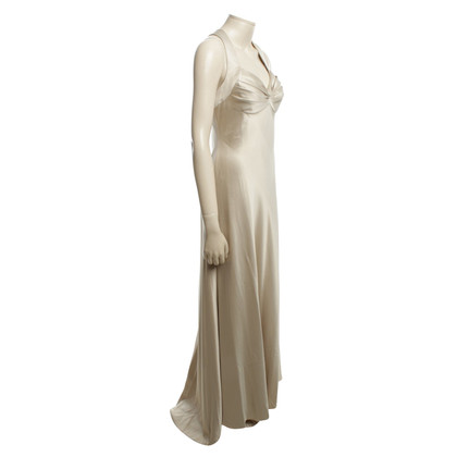 Calvin Klein Evening dress in beige