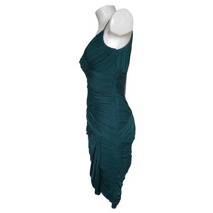 Halston Heritage vestito longuette