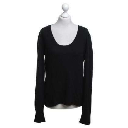 Max Mara maglione maglia in nero