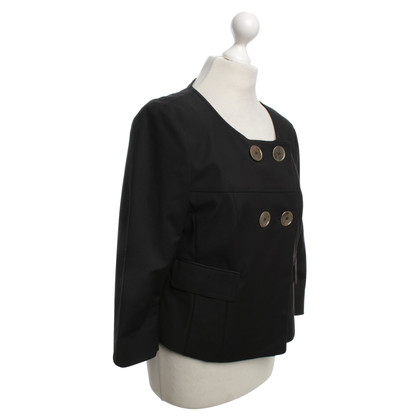 Laurèl Jacket in black
