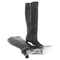 Dolce & Gabbana Boots made of snakeskin
