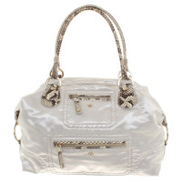 Tod's Silver colored handbag