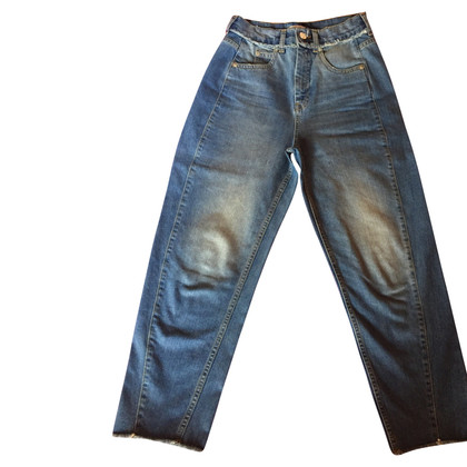 Whistles Jeans con vita alta