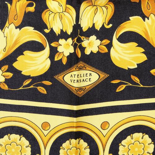 gianni versace seidentuch mit muster - Versace Muster