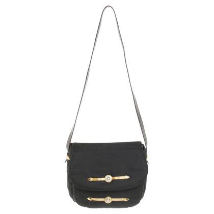 Gianni Versace Shoulder bag in black