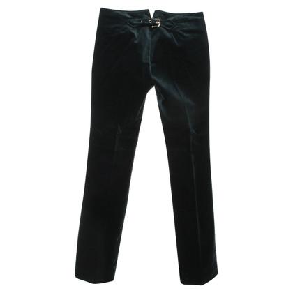 Gucci Pantaloni in velluto