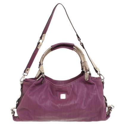 MCM Shoppers in violet