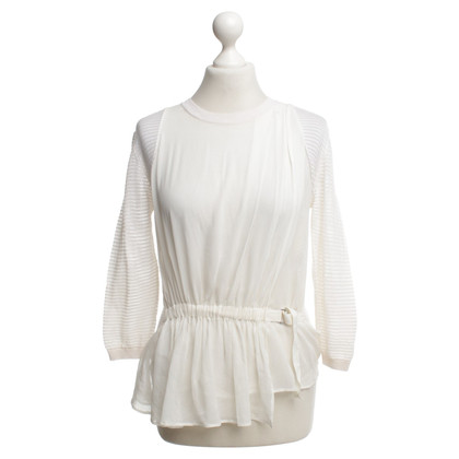 Nina Ricci Top in het wit