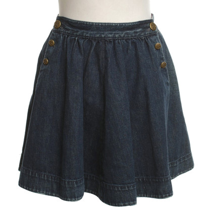 Ralph Lauren Denim skirt in blue