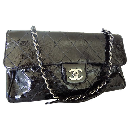Chanel Flap Bag patent leather