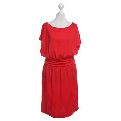 Moschino Love Kleid in Rot