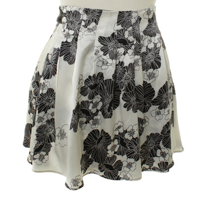 Joseph Silk wrap skirt
