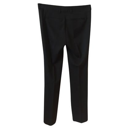 Roberto Cavalli trousers in black