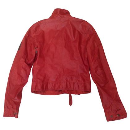 Belstaff Rote Jacke