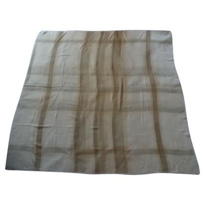 Burberry Asciugamano con motivo a quadri