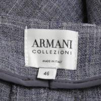 Armani Collezioni Anzug in Grau