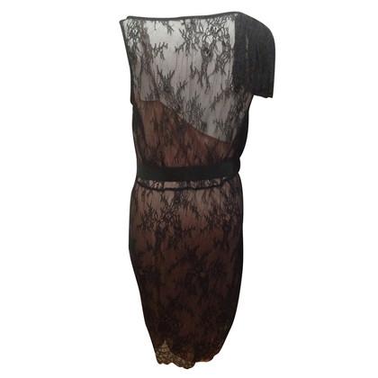 Hoss Intropia Black lace dress