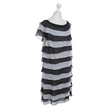 Other Designer Georges Rech - dress in black / white