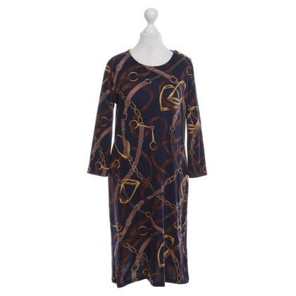 Ralph Lauren Kleid mit Motivprint