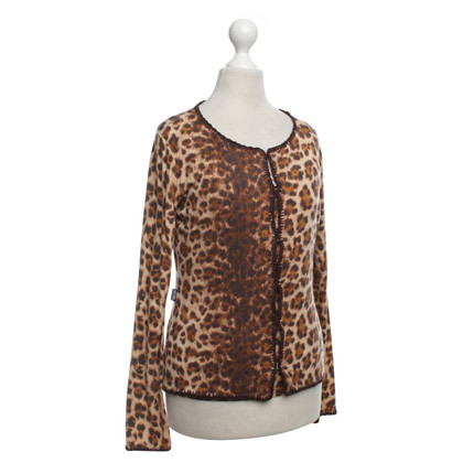 Moschino Twin-Set mit Animalprint