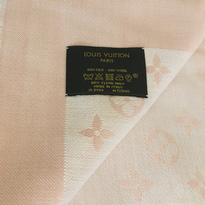 Louis Vuitton Monogram doek in Rosé