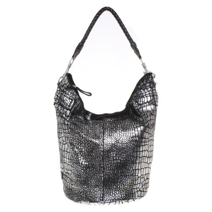 Liebeskind Berlin Colore argento Tote Bag