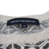 French Connection Sweater with angora portion