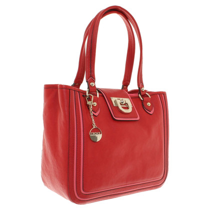 DKNY Handbag in Red