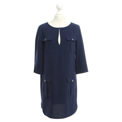 Diane von Furstenberg Dress navy 6