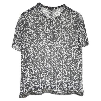 Isabel Marant zijden hemd
