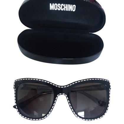 Moschino lunettes de soleil
