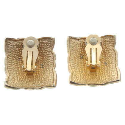 Escada Earrings in gold
