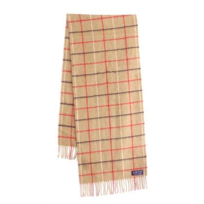 Burberry Cashmere scarf camel