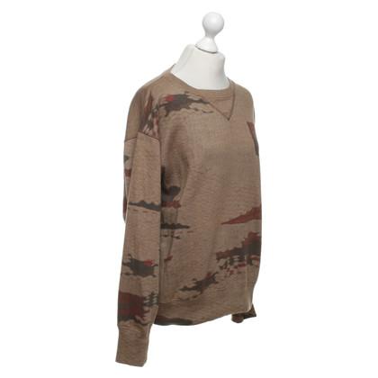 Isabel Marant Etoile Sweat batik