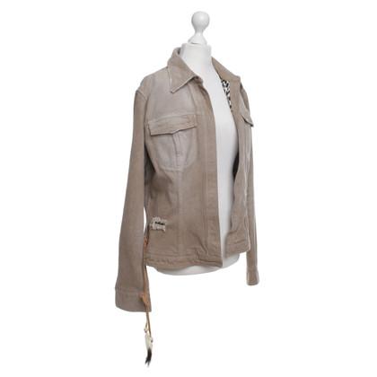 Dolce & Gabbana Jean jas in beige