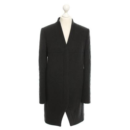 Balenciaga Cappotto in grigio scuro
