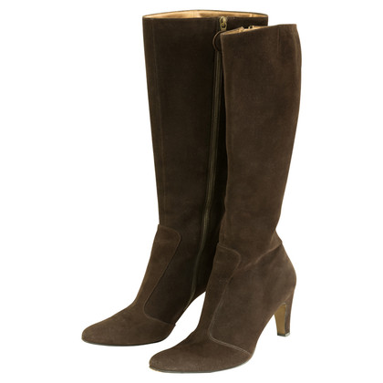 Jourdan Brown high boots